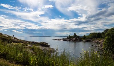 Суоменлинна. пейзаж Хельсинки Суоменлинна путешествие Финский залив Балтика лето красота природа