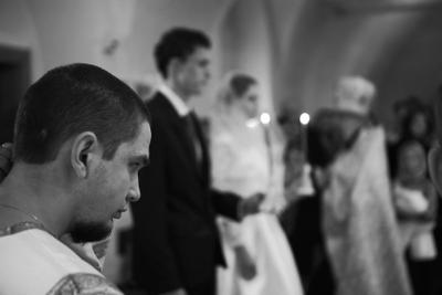 таинство венчания Архангельск