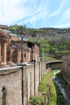 just a view Тбилиси старый город