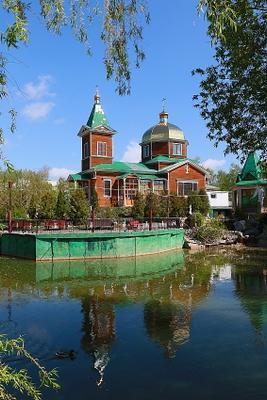 Церковь святого Михаила Архангела. церковь храм Гомель Беларусь