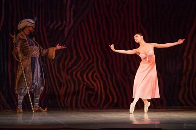 С Днём Рождения балет