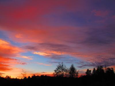 Краски неба.