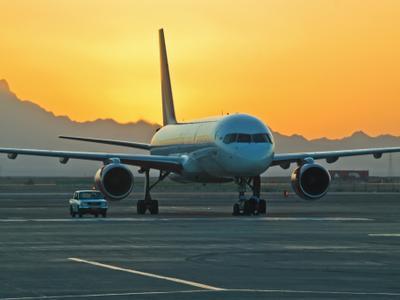 Египет. Хургада. HGD. Boeing 757 Royal Flight египет хургада boeing royal flight