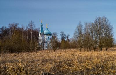 Храм Георгия Победоносца.