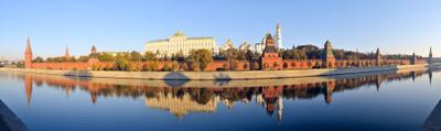 Кремлёвский полуостров Кремль, Москва