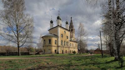 Назад к истокам ... г. Романов-Борисоглебск.