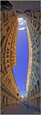 Старопанский москва старопанский переулок панорама