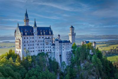 Neuschwanstein Castle Neuschwanstein Castle Bavaria Germany