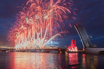 Алые паруса Санкт-Петербург алые паруса праздник выпускников белые ночи