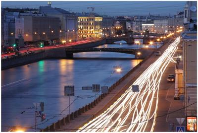 Вечер на Гороховой Санкт Петербург