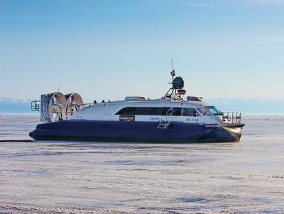 Сириус байкал лёд