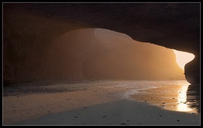 Арки Легзиры (3). Марокко, арка, Легзира, океан