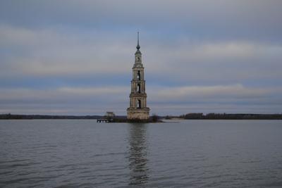 Колокольня Никольского собора (Калязин) Колокольня Никольского собора Калязин