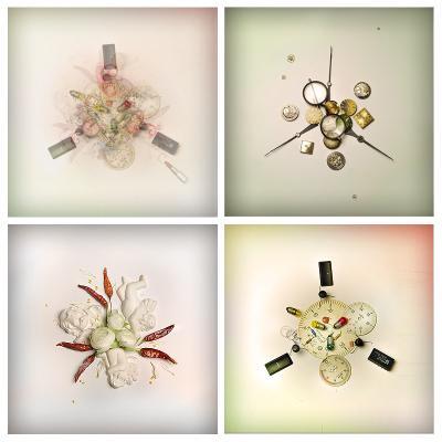Калейдофилия (часть III) калейдоскоп часы очки симметрия ангел электроника