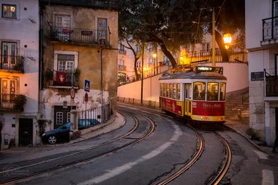Лиссабонский трамвай Lisboa