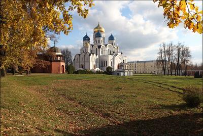 Никольский и Преображенский соборы Николо-Угрешский монастырь