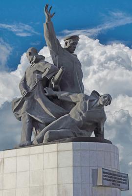 Памятник Морякам Торгового Флота Памятник морякам торгового флота погибшим в годы второй мировой войны Владивосток