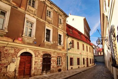 Старые улицы Праги Прага