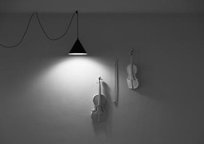 В ожидании музыкантов Скрипка музыка арт