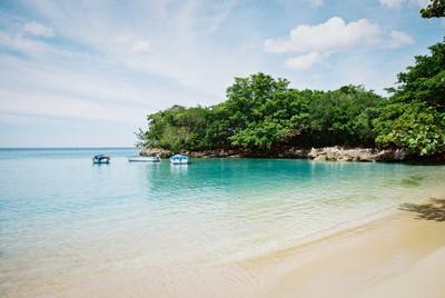 Плайя Гранде пляж карибы пейзаж