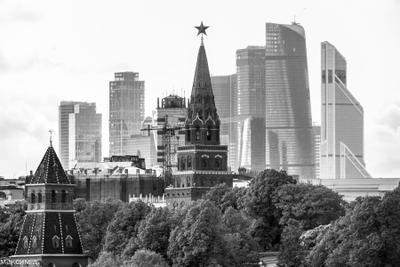 *** Москва Кремль Деловой центр