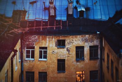 Старый двор Санкт-Петербург двор