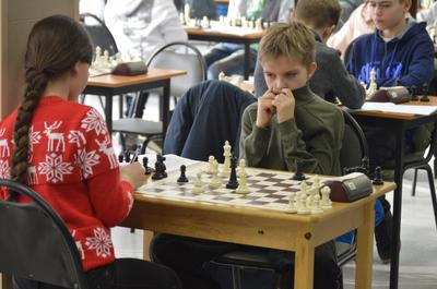 Игра царей. III Жуковский шахматы