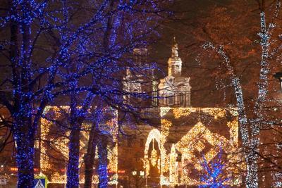 *** Новый год Москва