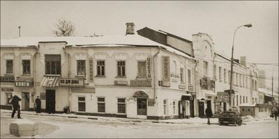 Москва, Рогожская застава, Гжельский переулок