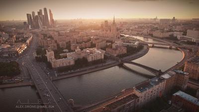Эпично над Москвой №7