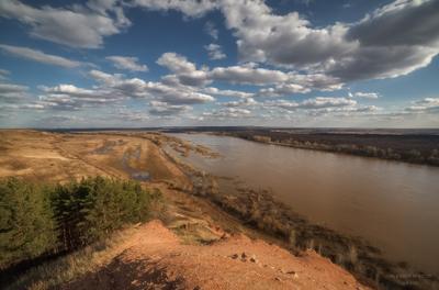 река Белая 1 мая