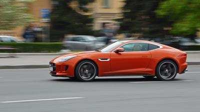 Jaguar автомобиль