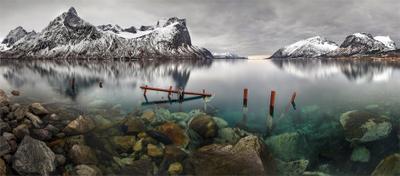Норвегия, фьорды... Норвегия
