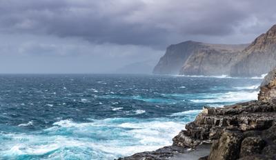 Весна на Фарерских островах