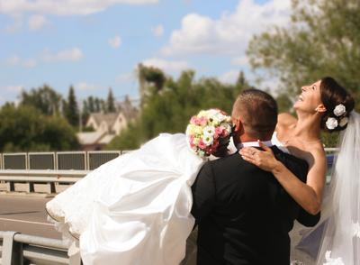 *** мост любовь свадьба