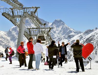 Про горный туризм. Приэльбрусье Мир горы Донгуз-Орун
