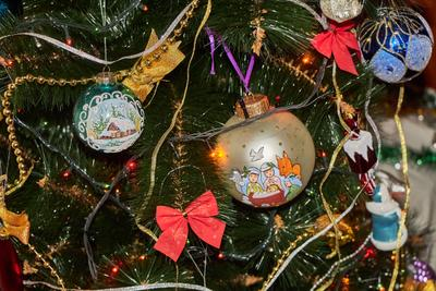 Ёлочные украшения новый год игрушки украшения праздник
