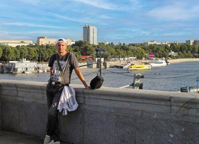 Турист Москва турист путешествия