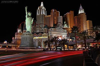 Las Vegas las vegas, night