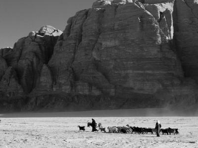 Другая жизнь... Иордания, Ближний Восток, Вади Рам, бедуины