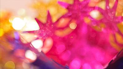 Новогодние цвета новый год игрушка елка макро цвет