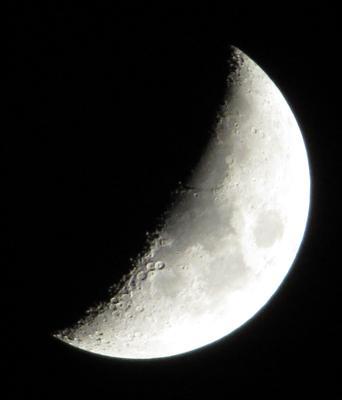 Растущая луна в Близнецах растущая луна месяц молодой
