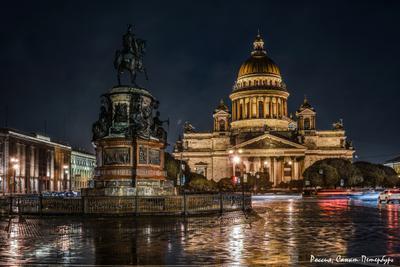 Город дождей 5 Санкт-Петербург Saint Petersburg