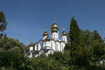 Свято-Никольский Переславский монастырь
