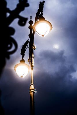 Мой любимый фонарь. Лампы фонари