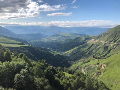 Вид... Пейзаж Красота Горы