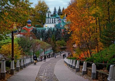 ***Псково-Печерский мужской монастырь в честь Успения Пресвятой Богородицы Псковской епархии.