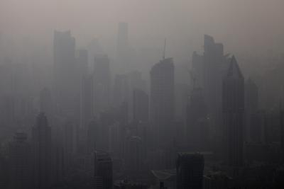 Полдень в Шанхае