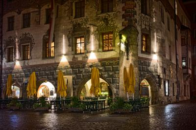 Goldener Adler. Innsbruck