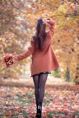 Алеся парк осень